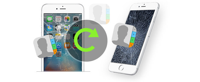 How to Restore Lost/Deleted Contacts after iPhone Crashing