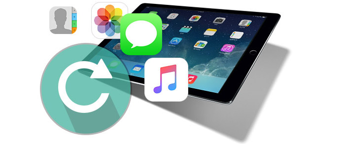 Restore iPad without iTunes
