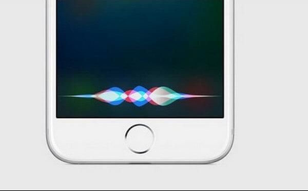 Χρησιμοποιήστε το Siri για να ξεκλειδώσετε το iPhone