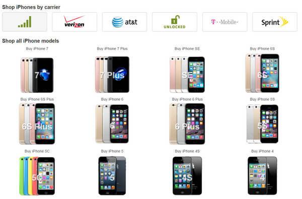 Acquista iPhone usato - Swappa