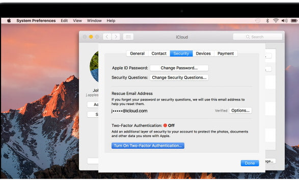 How to Enable Two-Factor Authentication for Apple ID