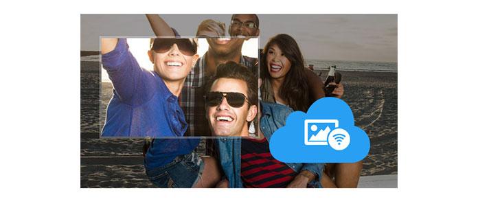 Guarda le foto di iCloud online