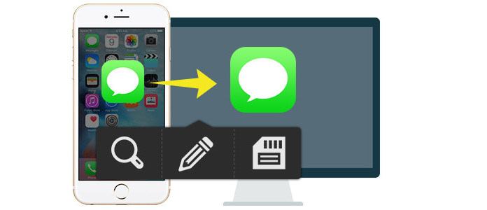 how to download and save text messages from iphone