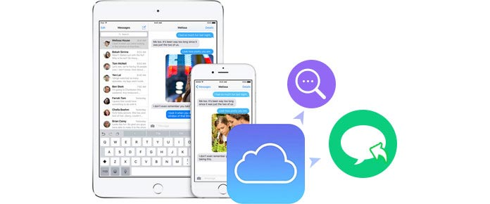 Visualizza e recupera i messaggi iCloud