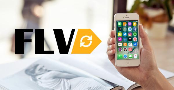 FLV naar iPhone Converter