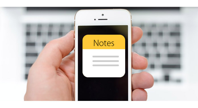 App Note per iPhone