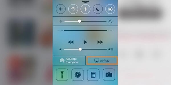 Registra lo schermo dell'iPhone in iOS 9