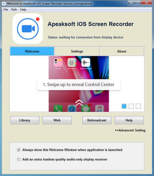 Screen Recorder iOS