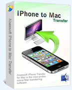 iPhone to Mac Transfer box