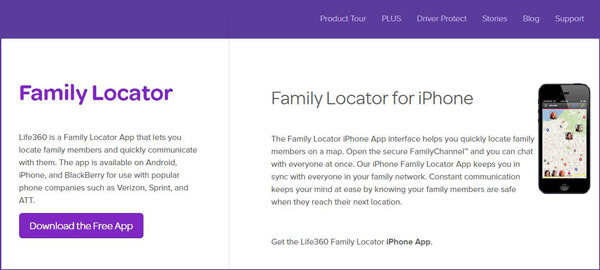 iPhone Tracking App to Track Your iOS Device