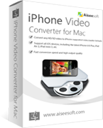 iPhone Video Converter per Mac