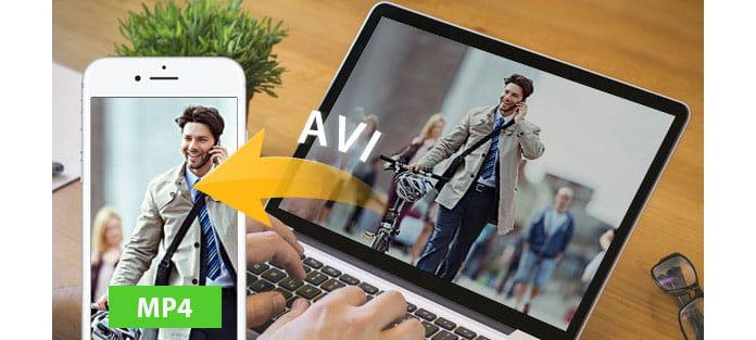 Πώς να μετατρέψετε το AVI σε iPhone MP4 Mac
