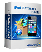 iPod Software Pack box