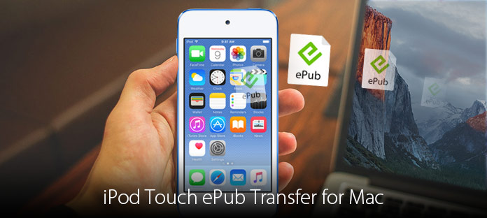 iPod Touch ePub Transfer per Mac