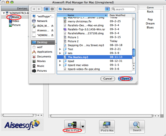 How to import music from iPod to iPod without iTunes Import