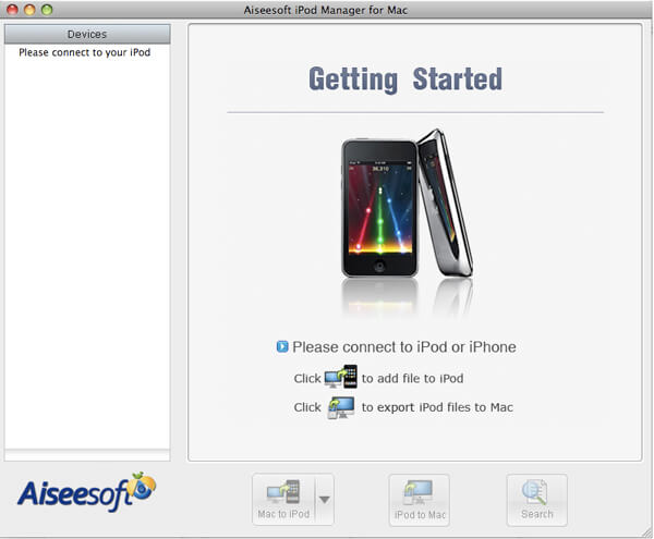 How to Put Movies on an iPod Ipod-manager-for-mac-sc