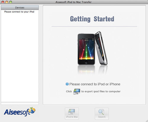How to transfer music from iPod with iPod Rip and iPod Rip for Mac Ipod-rip-mac