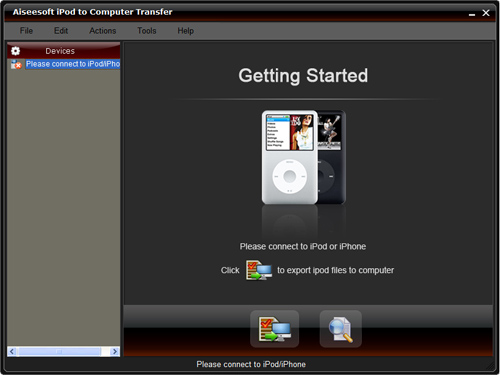 How to transfer music from iPod with iPod Rip and iPod Rip for Mac