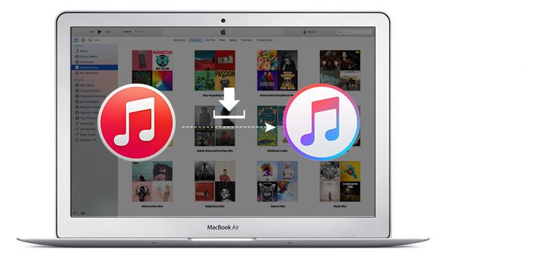 Λήψη και ενημέρωση του iTunes