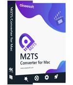 適用於Mac的M2TS轉換器