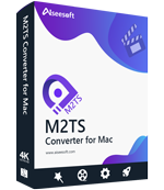 Konwerter M2TS dla komputerów Mac
