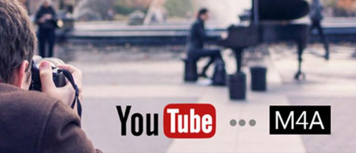 YouTube a M4A