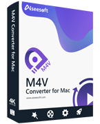 M4V Converter for Mac box