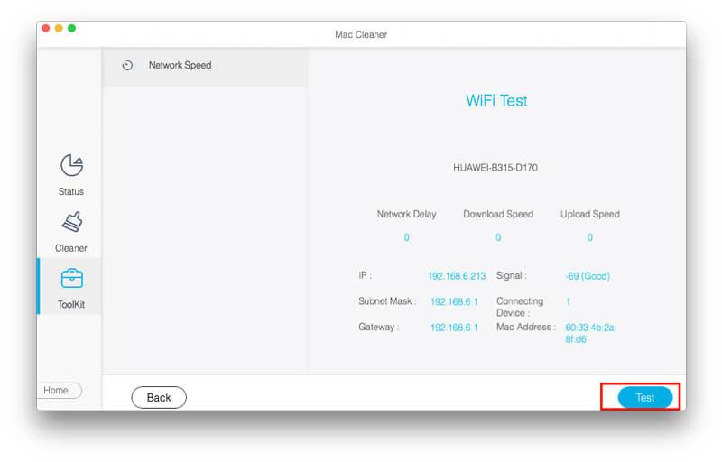 Δοκιμή Wifi