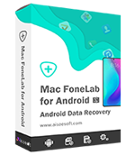 Mac Ανάκτηση δεδομένων Android