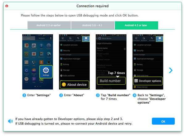 Best Android File Transfer to Transfer Data From Android to Mac