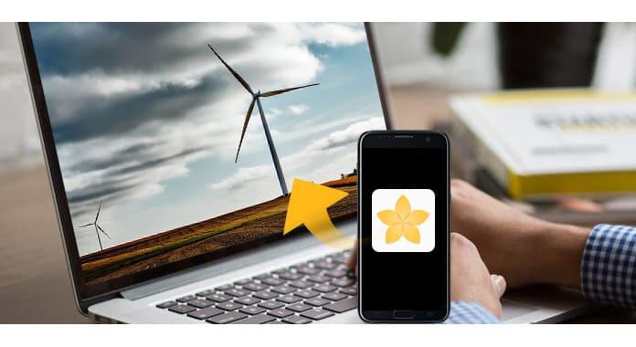 Come trasferire foto da Android a Mac