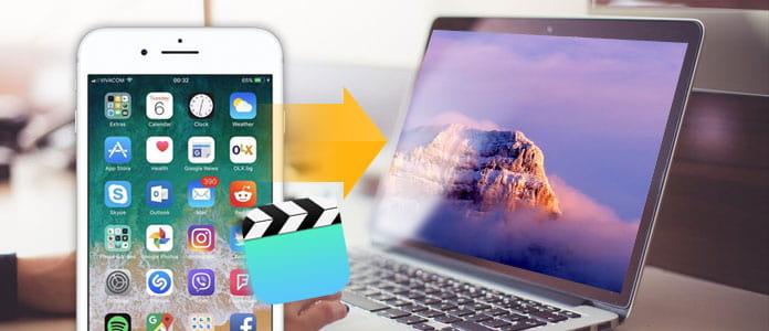 Come importare video da iPhone a Mac