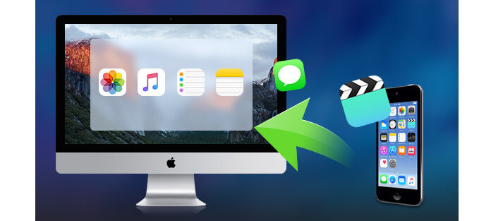 Trasferimento da iPod a Mac