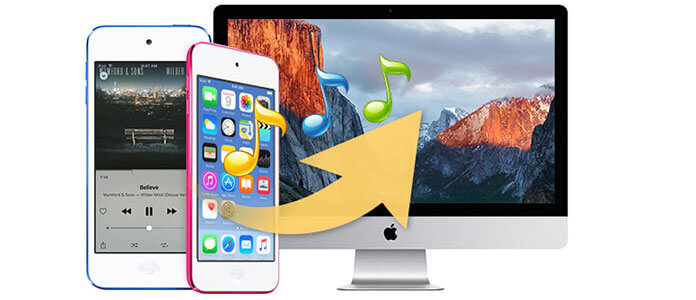 Transfer iPod Music to Mac