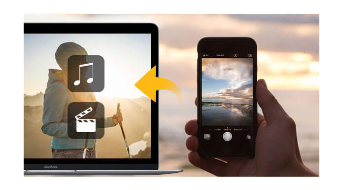 How to Transfer Music and Videos from iPhone 5/6/7 to Mac