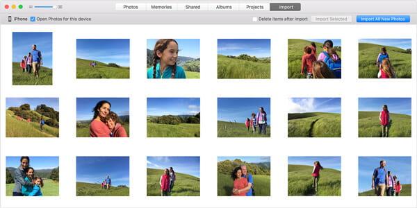 Come importare video da iPhone a Mac con iPhoto