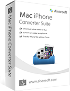 Mac iPhone Converter Suite