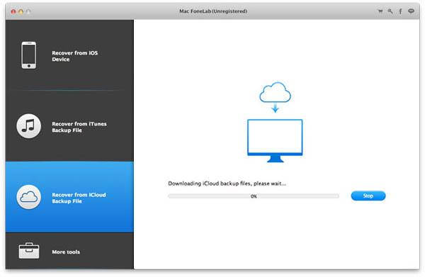 Odzyskaj usunięte wiadomości tekstowe z iPhone'a z iCloud