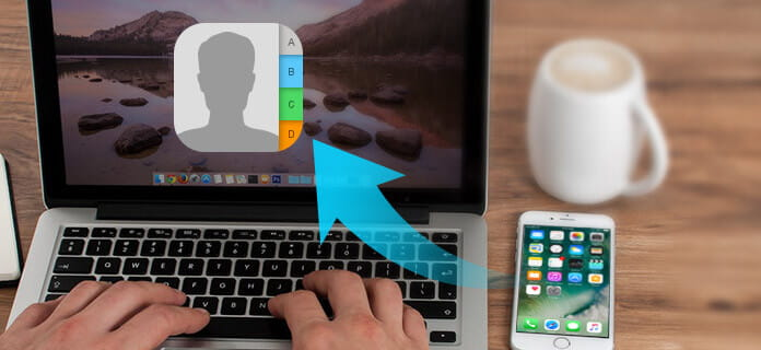 Importa contatti su Mac