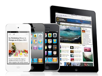 Recover deleted/lost data from iPhone 4/3GS, iPad 1 and iPod Touch 4