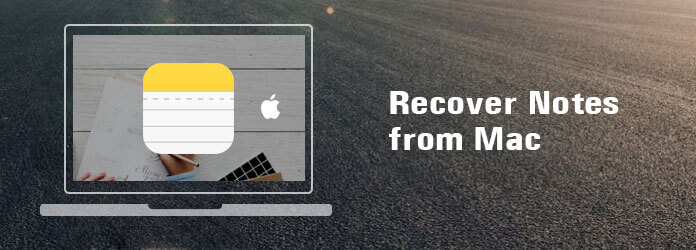 Recover Lost/Deleted iPhone/iPad/iPod Notes on Mac