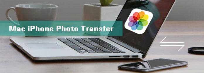 Trasferimento foto iPhone per Mac