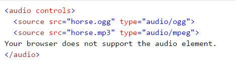 HTML5代碼