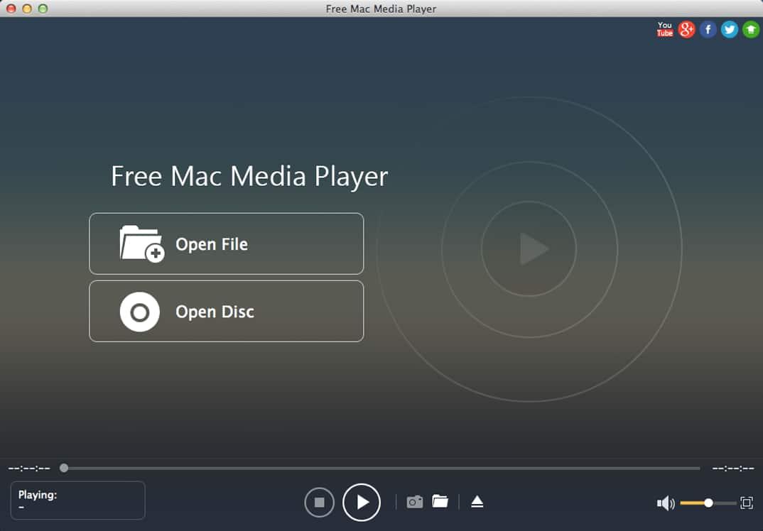 Windows 7 Aiseesoft Free media Player 6.6.16 full