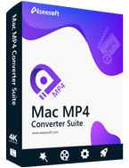 Mac MP4 Converter Suite