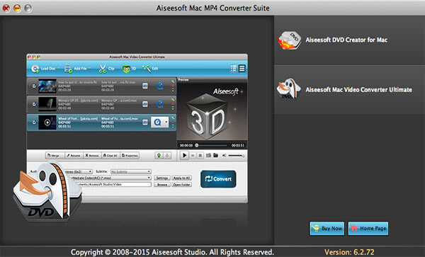 Aiseesoft Video Converter Ultimate For Mac