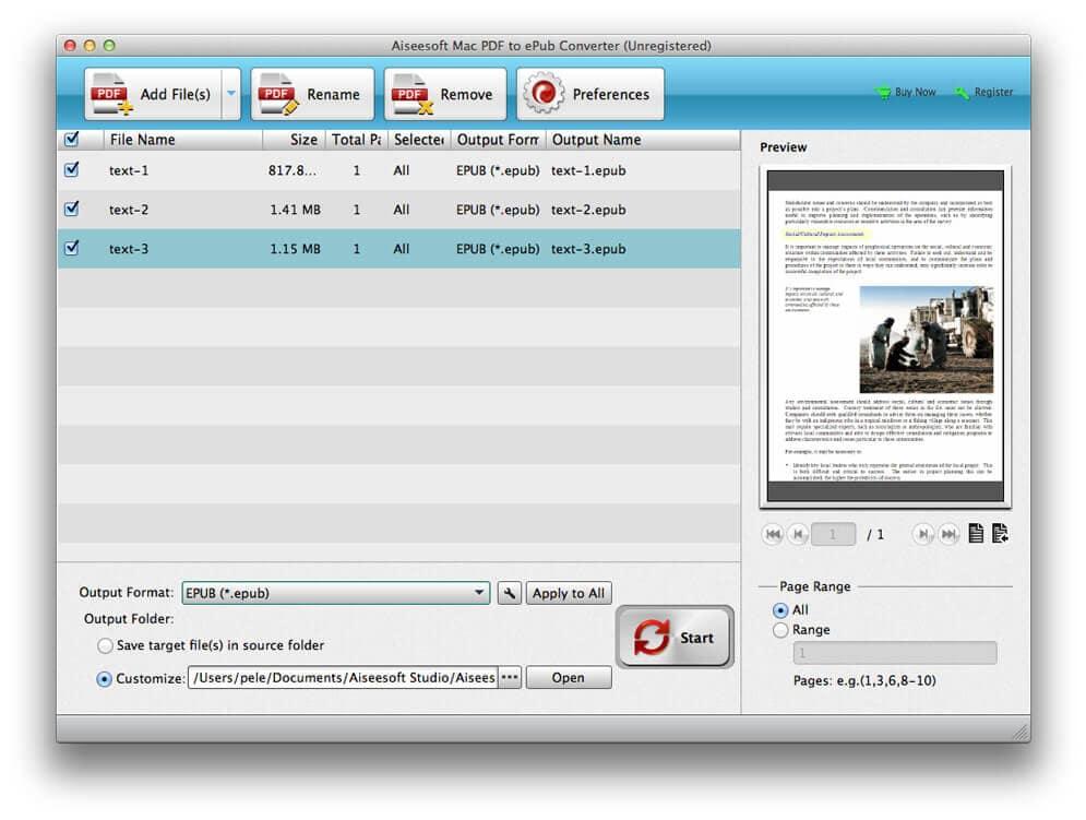 Aiseesoft PDF To EPub Converter 3026