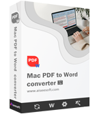 Convertitore da PDF a Word per Mac