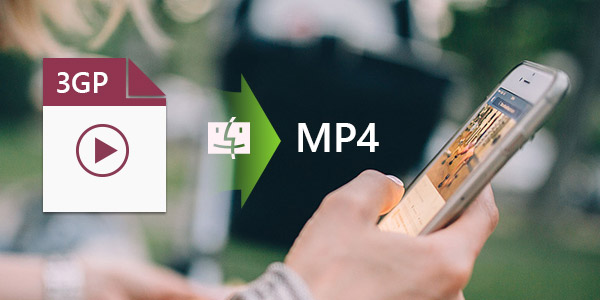 Converti 3GP in iPhone