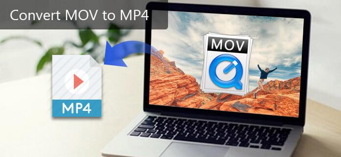 Converti MOV in MP4 su Mac